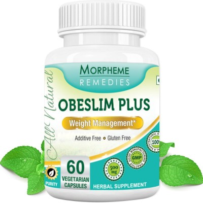 Morpheme Remedies Obeslim Plus 500 mg