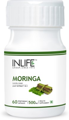 Inlife Moringa Leaf Extract