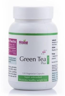 Zenith Nutrition Green Tea Plus - 500mg