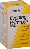 HealthAid Evening Primrose Oil 1000 mg(30 No)