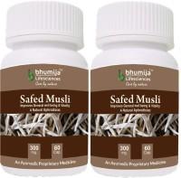 Bhumija Lifesciences Safed Musli Capsules 60's(2 No)