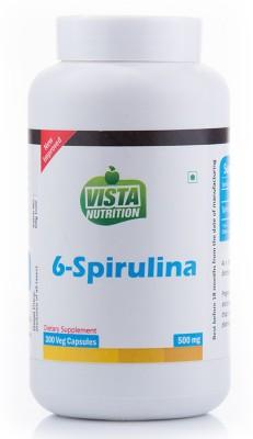 Vista Nutrition 6-Spirulina