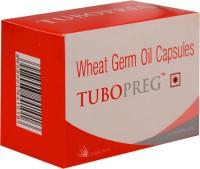 HealthAid Aarkio Tubopreg (Wheat Germ Oil)(60 No)