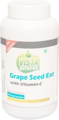 Vista Nutrition Grape Seed Ext