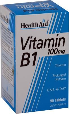 HealthAid Vitamin B1 100 mg (Thiamin)
