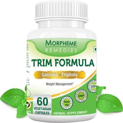Morpheme Remedies Trim Formula (Garcinia, Triphala) 600 mg