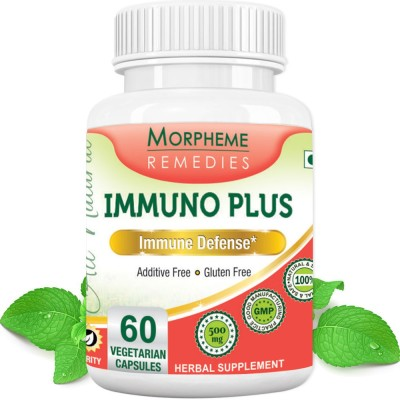 Morpheme Remedies Immuno Plus 500 mg