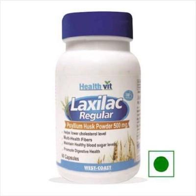 Healthvit Laxilac Regular Psyllium Husk Powder