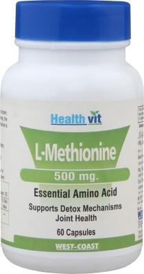 Healthvit L-Methionine