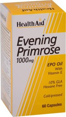 HealthAid Evening Primrose Oil 1000 mg