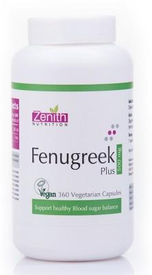 Zenith Nutrition Fenugreek Plus