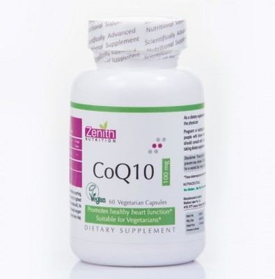 Zenith Nutrition CoQ10
