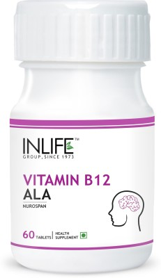 Inlife Vitamin B12 for Cognitive Memory Health