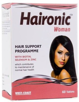 West Coast Haironic Hair Management Formula for Woman