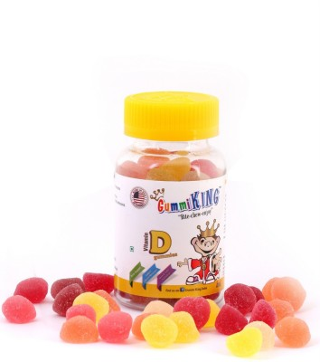 GummiKing Vitamin D Gummies