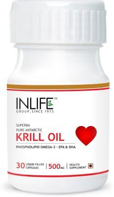 Inlife Krill Oil