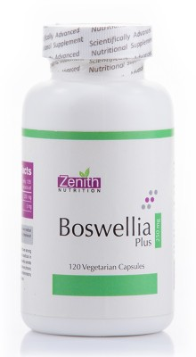 Zenith Nutrition Bosewellia Plus
