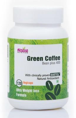 Zenith Nutrition Green Coffee Bean Plus 400