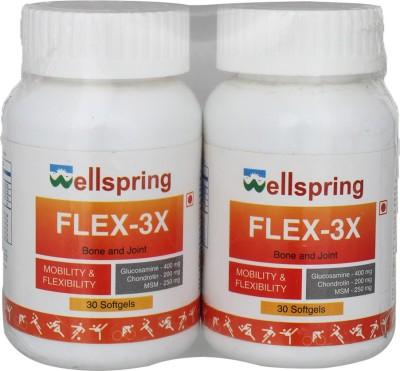 Wellspring Flex-3 (Pack of 2)