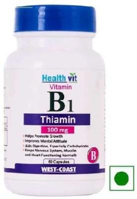 Healthvit B1 Thiamin 100 mg