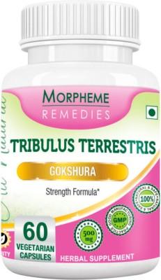 Morpheme Remedies Tribulus Terrestris 500mg Extract