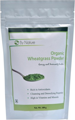 By Nature Organic Wheatgrass Powder