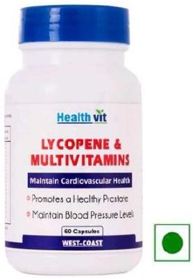 Healthvit Lycopene & Multivitamins