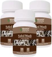 Bhumija Lifesciences Safed Musli Capsules 60's(3 No)