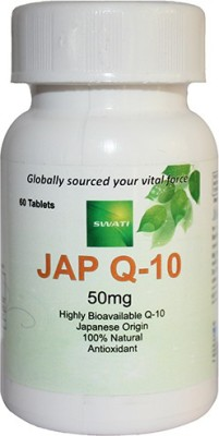 JAP Q-10 Multivitamin Anti-Oxidants(50 mg)