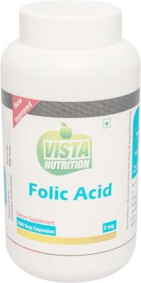 Vista Nutrition Folic Acid