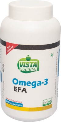 Vista Nutrition Omega-3 EFA