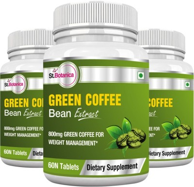 StBotanica Green Coffee Bean