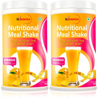 StBotanica Nutritional Meal Shake (Pack of 2)