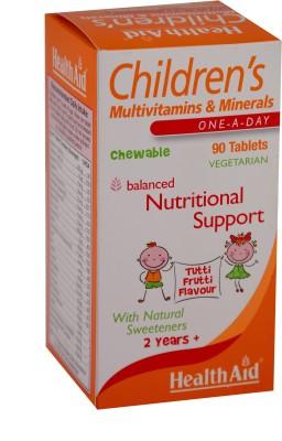 HealthAid Children's MultiVitamins & Minerals