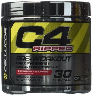 Cellucor C4 Ripped Raspberry Lemonade-30 Serv GEN4