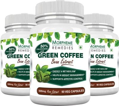 Morpheme Remedies Green Coffee 500mg Extract