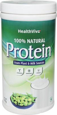 HealthViva 100% Natural Protein