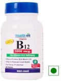 Healthvit Vitamin B12 1000mcg For Vitami...