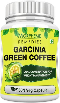 Morpheme Remedies Garcinia Green Coffee 500mg Extract