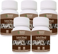 Bhumija Lifesciences Safed Musli Capsules 60's(5 No)