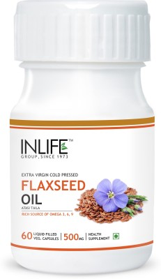 Inlife Flaxseed Oil for Joints