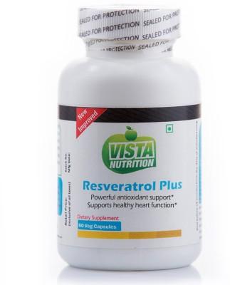 Vista Nutrition Resveratrol Plus
