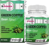 St. Botanica Green Coffee Bean 800mg(60 No)