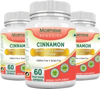 Morpheme Remedies Cinnamon 500 mg (Pack of 3)(180 No)