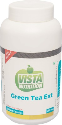 Vista Nutrition Green Tea Ext