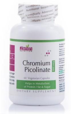 Zenith Nutrition Chromium Picolinate - 800mcg