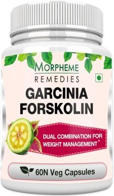 Morpheme Remedies Garcinia Forskolin Extract 500mg Extract