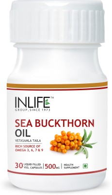 Inlife Sea Buckthorn Oil