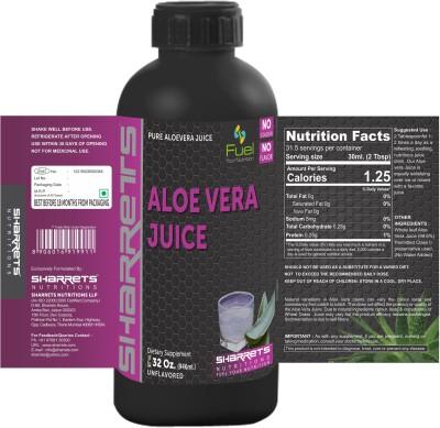 Sharrets Nutritions Aloevera Juice(946 ml)