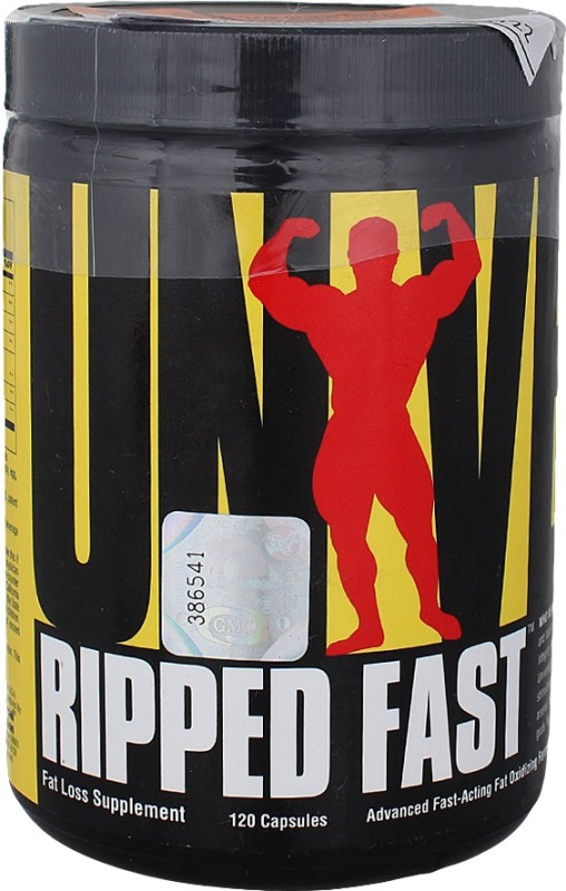 Universal Nutrition Ripped Fast Fat Loss(120 No)